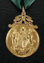Spiksley's 1896 medal